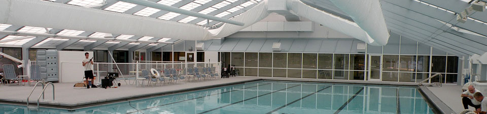 DXair Indoor Pool Dehumidification