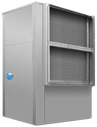 DXair EC Series pool room dehumidification unit