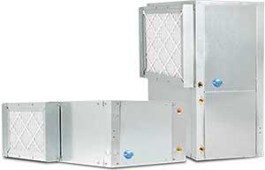 DXair LV Series pool room dehumidification unit